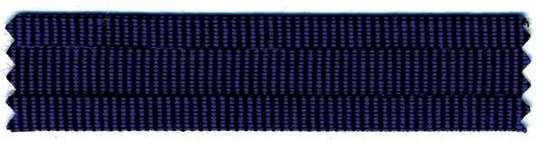 """1"""" TWO EDGE TURNED BIAS Blue Tweed"""