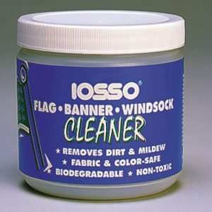 Iosso Flag Banner Windsock Cleaner