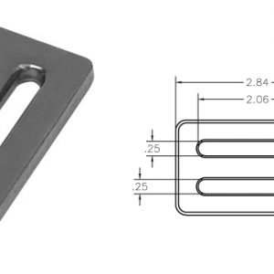 3 Bar Slide Adjuster
