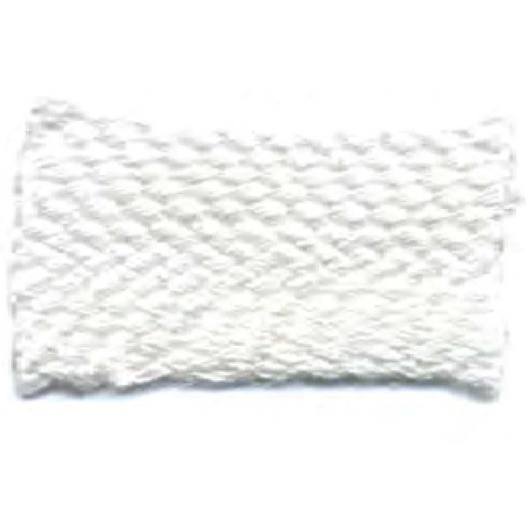 5/8''  ACRYLIC BRAID White