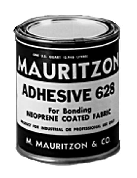 628 Adhesive (For Bonding Rubber) 1 Gallon can