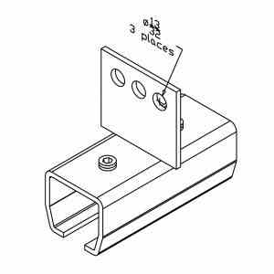 Beam Or Chain Support Mounts