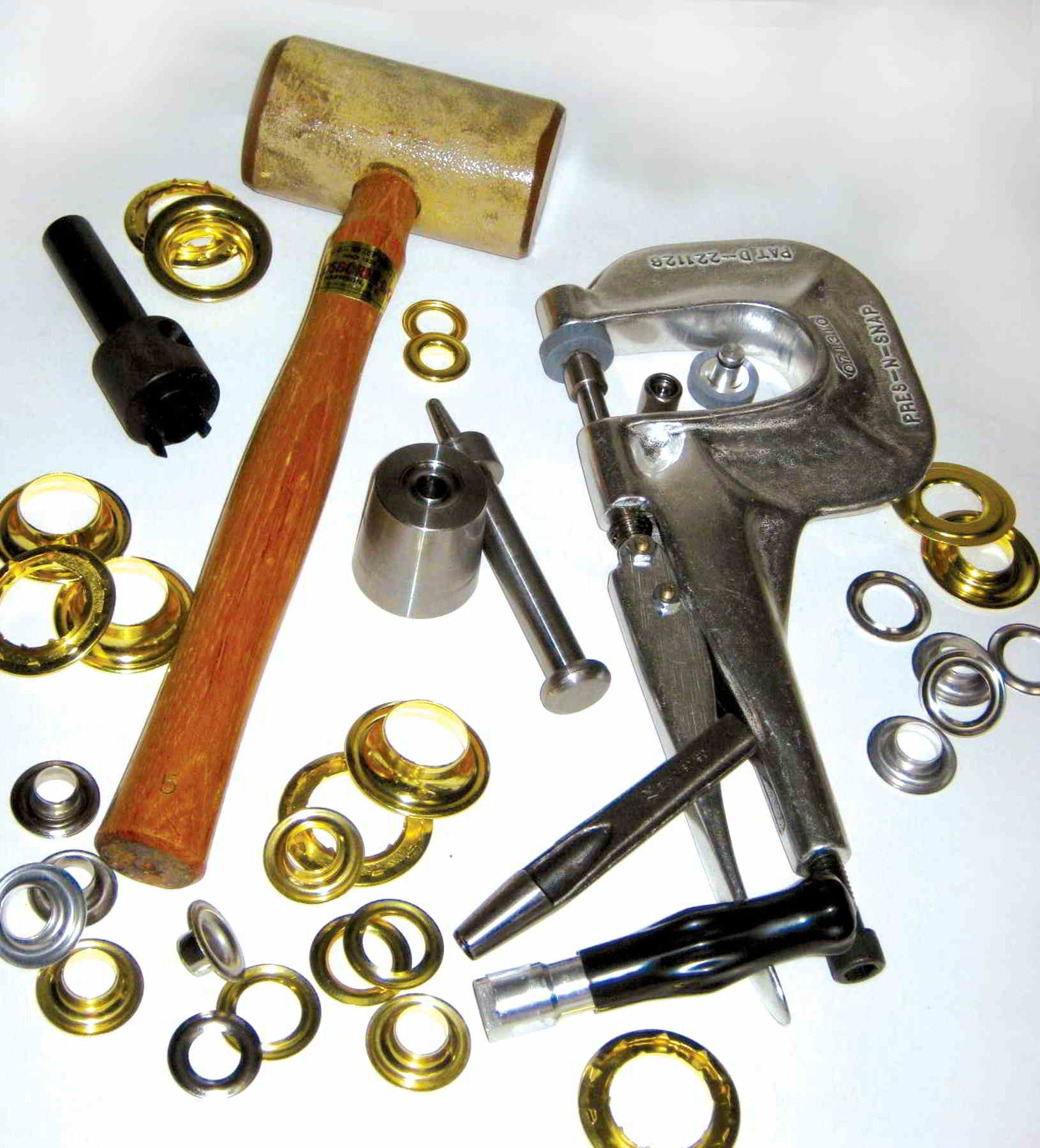 Fasteners and Setting Tools