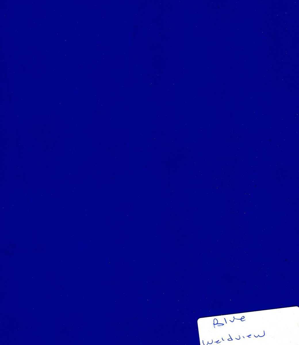 "TRANSPARENT VINYLFOR WELDING CURTAINS 64"" BLUE"