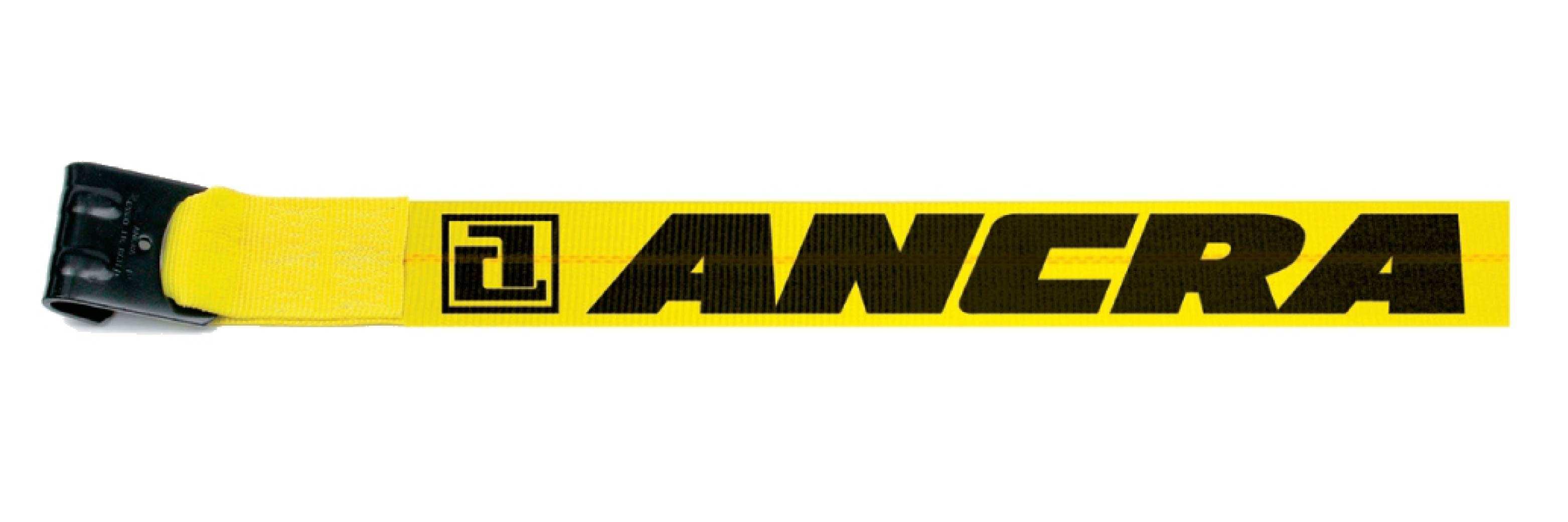 Ancra 3in Winch Strap w/ A-41766-18 Flat Hook