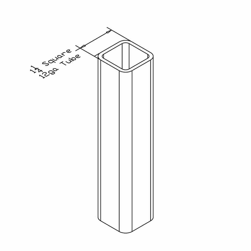 Floor Columns Free Standing
