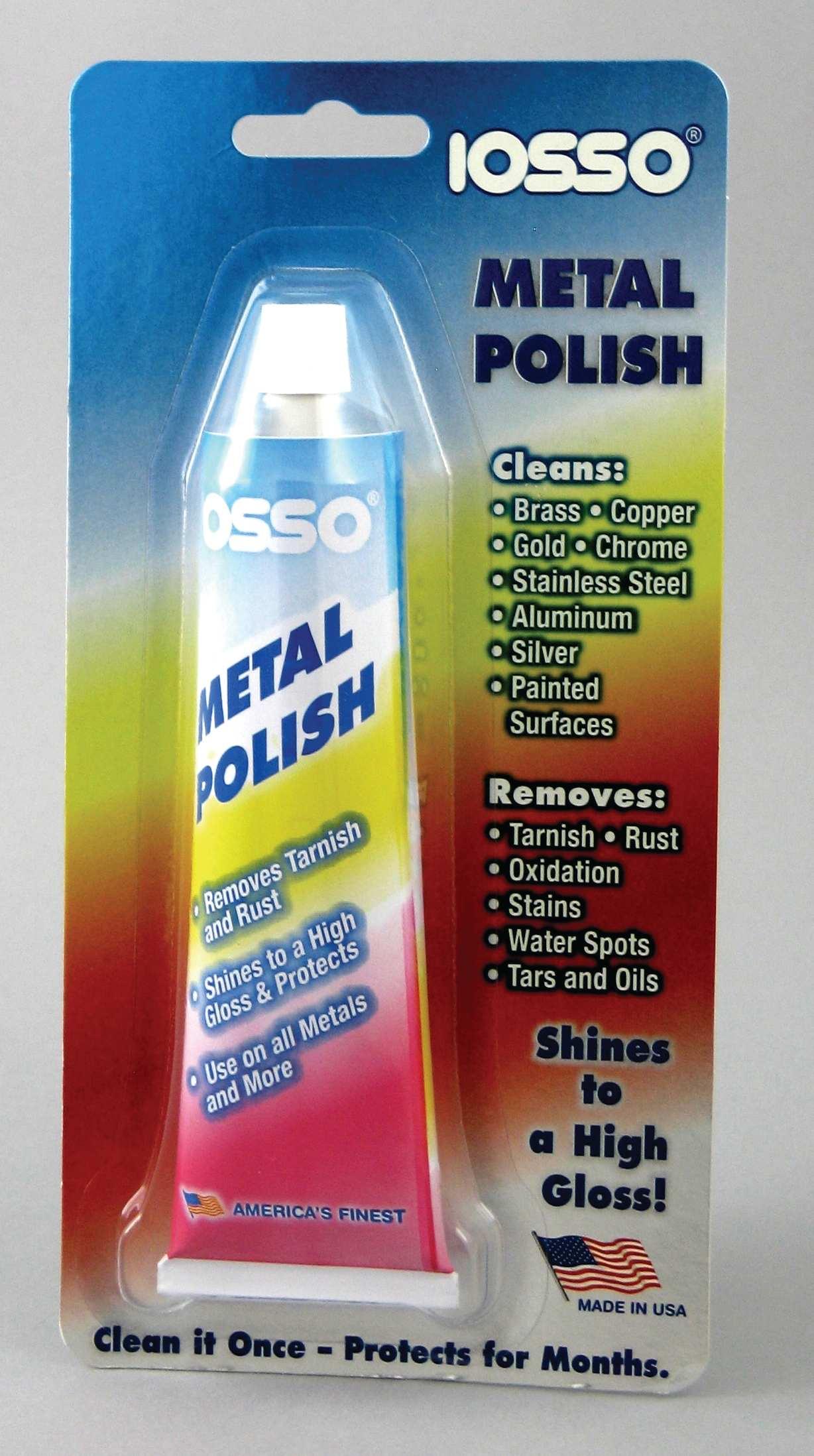 Iosso Metal Polish