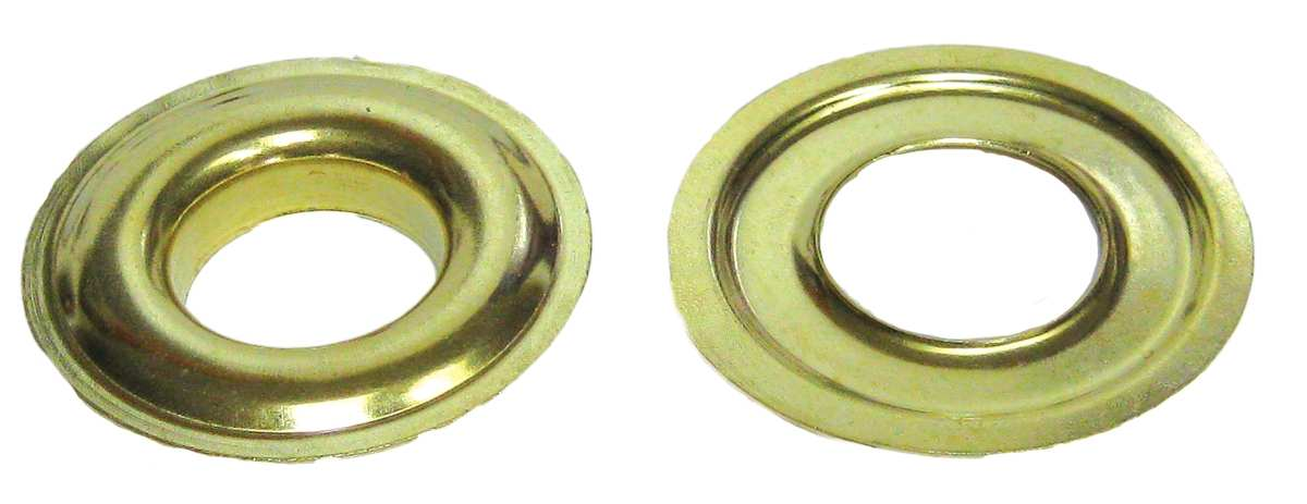 Plain Grommets With Plain Washers
