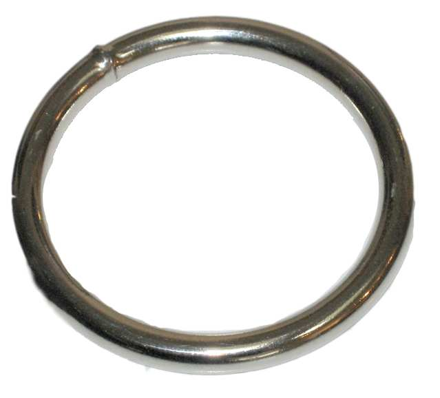 Welded Round Ring 1-1/4""