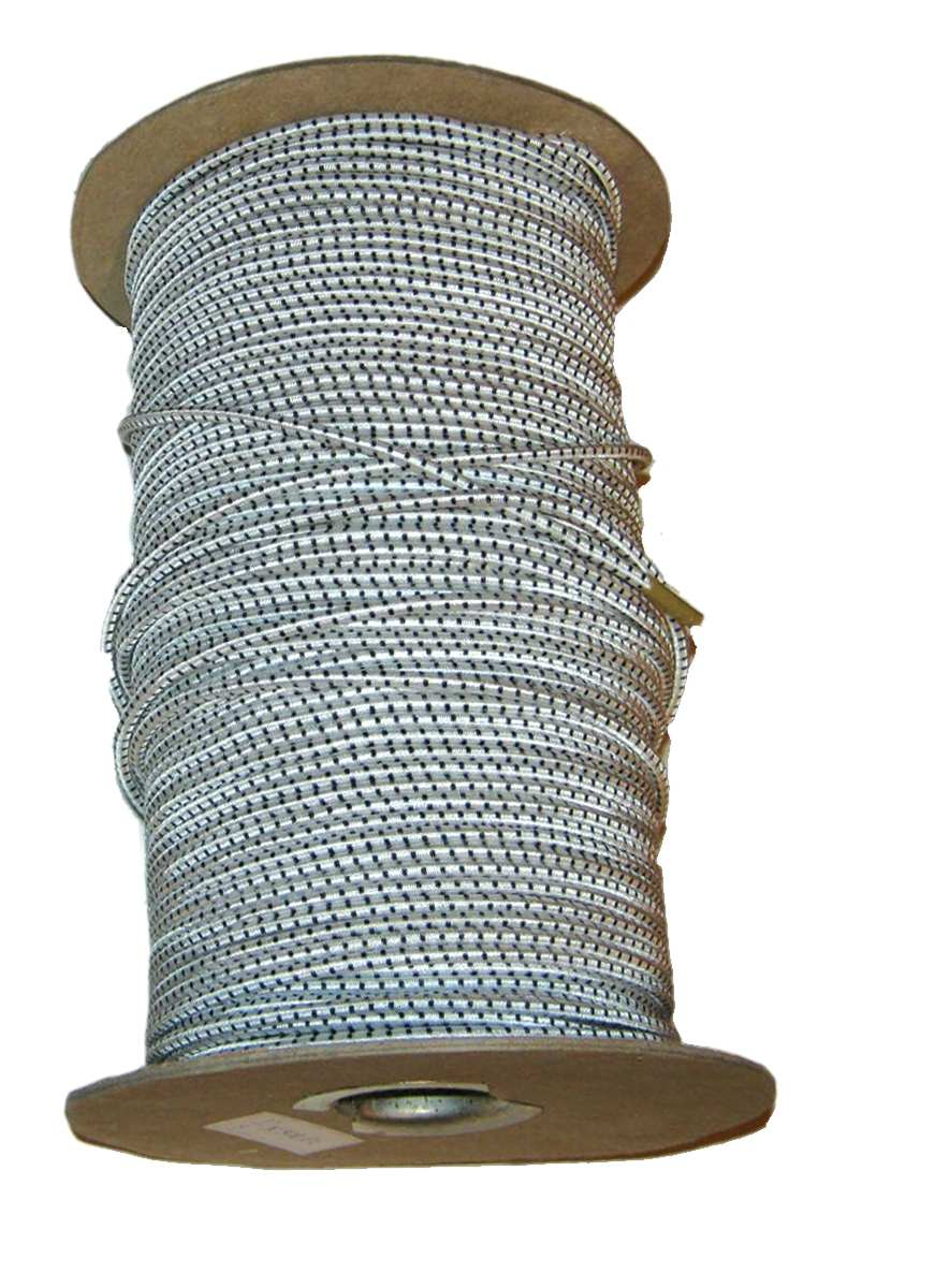 POLYESTER SHOCK CORD 1/8″