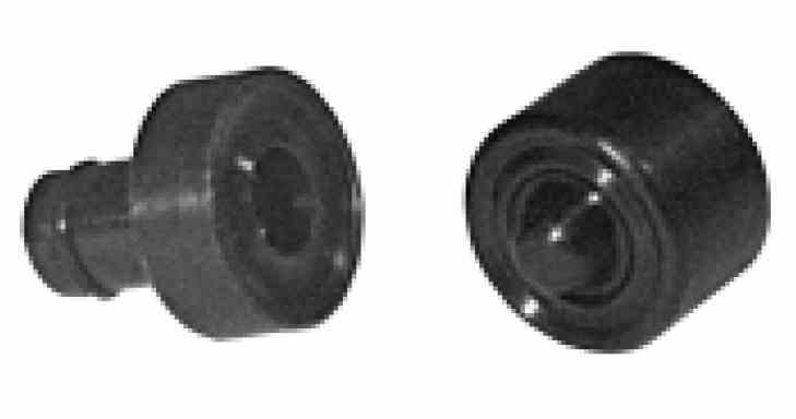 GROMMET DIE SET Size:00 Style:Plain Grommet