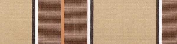 Recacril Stripes Fantasy Browns