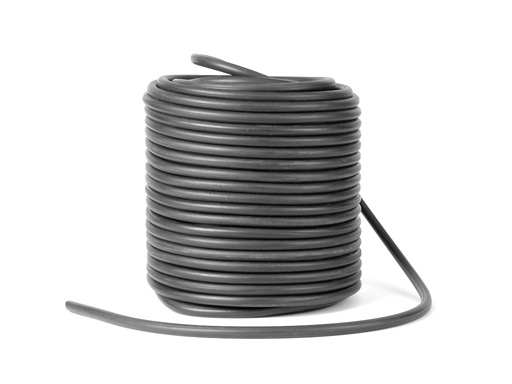 SOLID CORE RUBBER ROPE 7/16""