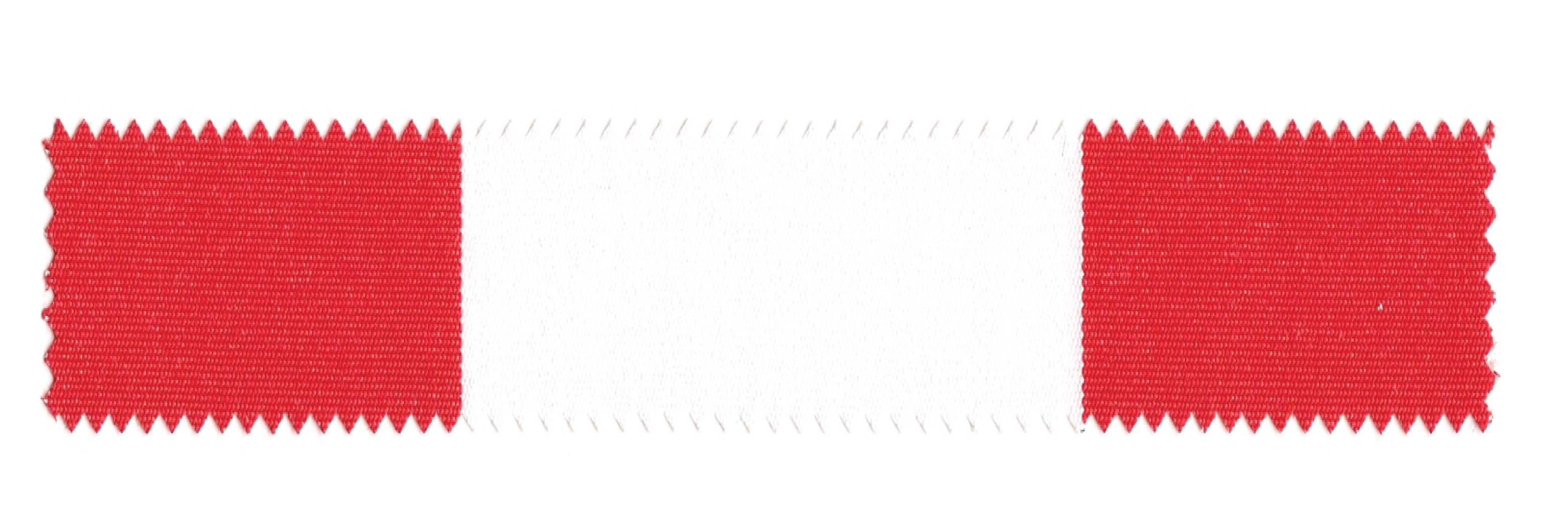 SATTLER ELEMENTS BLOCK STRIPES Red-White