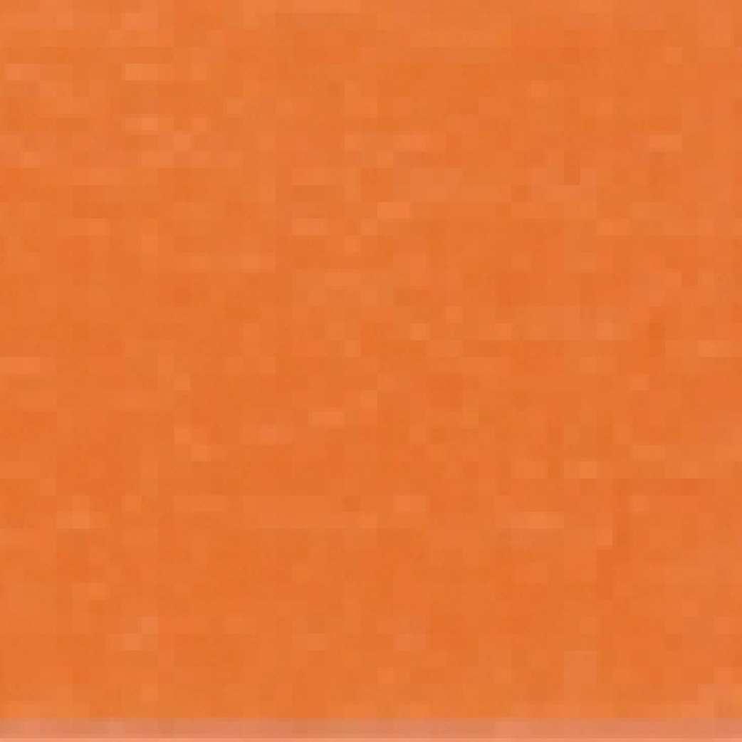 Flame Retardant Vinyl Laminated Polyester; Color (Orange)