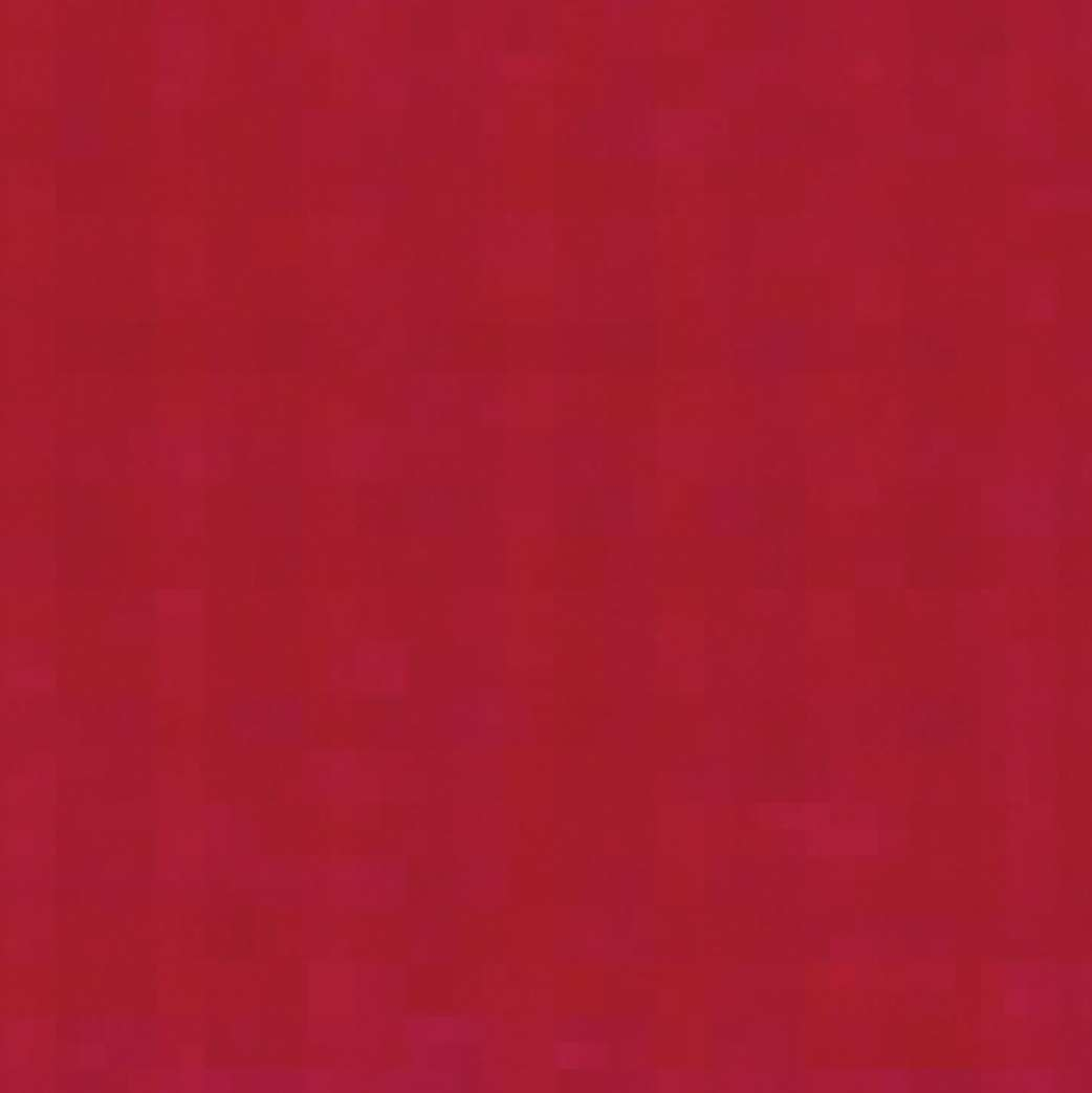 Flame Retardant Vinyl Laminated Polyester; Color (Rich Red)
