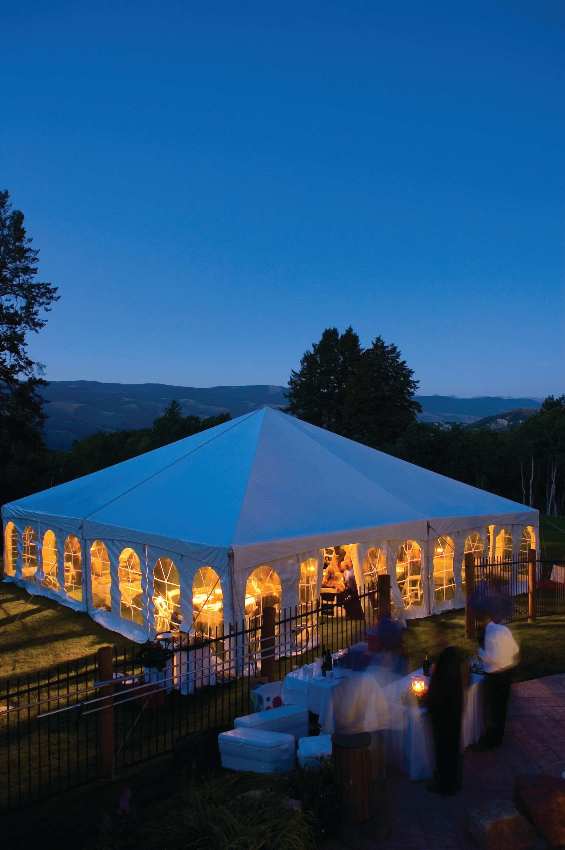 Supreme Tent Top
