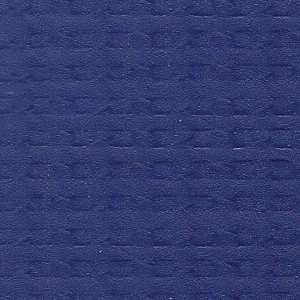 Flame Retardant Vinyl Laminated Polyester (18 oz,); Color (Blue)