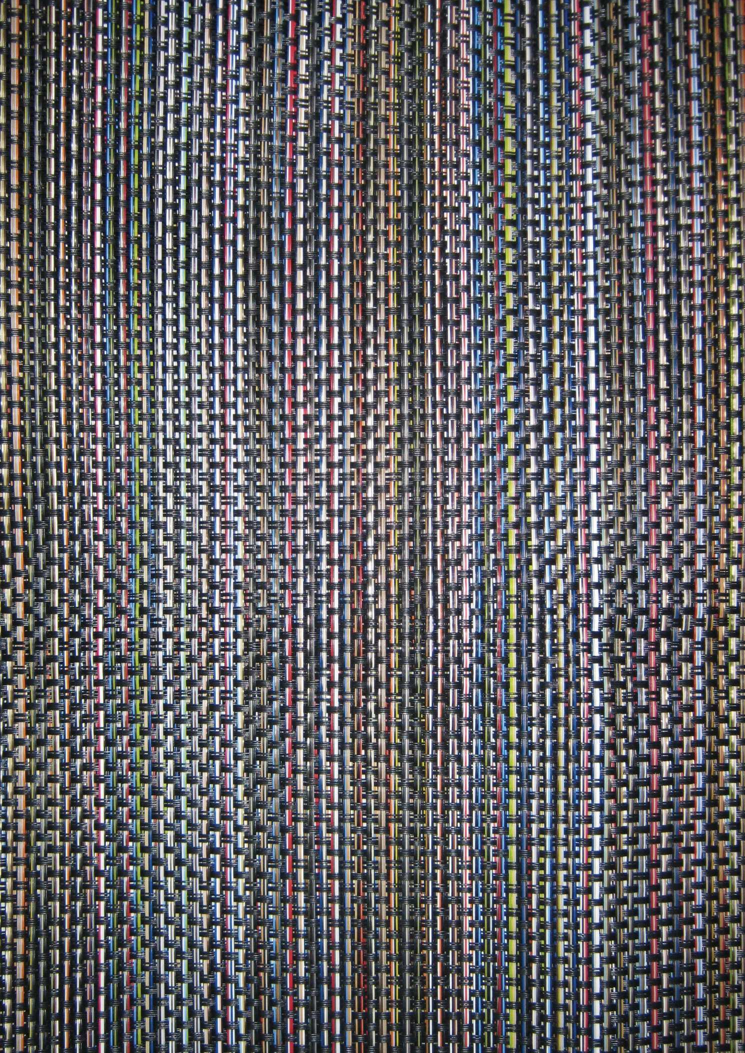 Iron Mesh (22oz. Vinyl Coated Polyester Woven Mesh); Size (ft.) 50 x 50